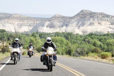 INOA Rally - Torrey, Utah - Norton Motorcycles