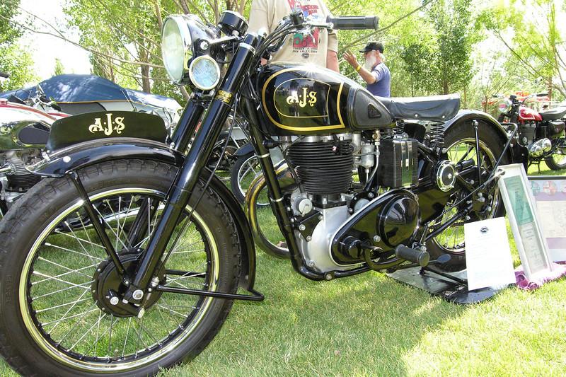 AJS Model 18