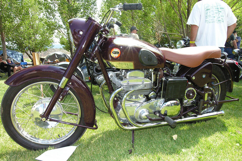 Ariel Square 4<br /> 750cc 4 cylinder