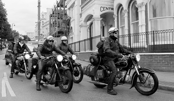 Isle of Man, Classic TT 2013
