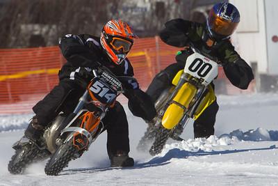 Wallace Lake Kids Race - Feb 12, 2012