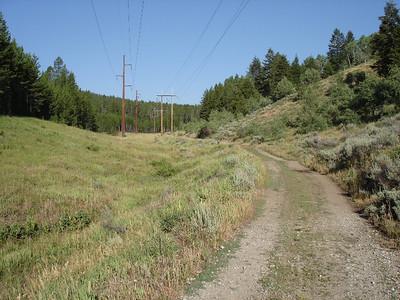 2007-07-28 Big Hole Mt Idaho Ride