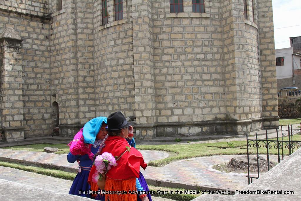 Inca Roads Tour - February 2015