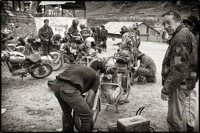 India Ladakh motorcycle trip Aug2011