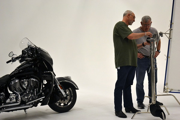 Indian Roadmaster Photo Shoot