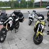 3de stopplaats om te eten aan Rastplatz Dammer Berge op de A1.<br /> Guido.