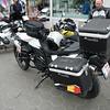 Tankstop aan het TOTAL benzinestation Knoll in Lübeck.<br /> Mijn Beemerke.