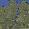 Het uitzetten van de bezienswaardigheden op Google Earth