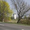 Grensovergang Lübbow met grenstoren