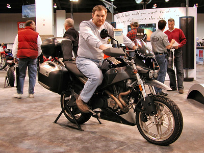 International Motorcycle Show - Denver, CO