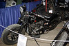 1947 Harley-Davidson FL Knucklehead. Displayed by CCAMCA.