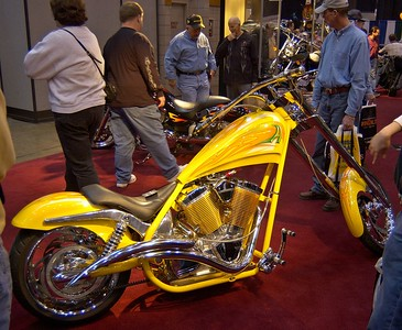 International Motorcycle Show 2005