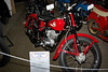 1957 Harley-Davidson ST 165  - owner: Theresa Lumsden. Displayed by CCAMCA.