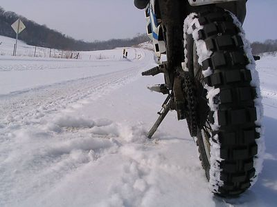 Iowa Snow Ride