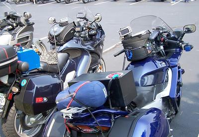 Iron Butt Rally, 2007