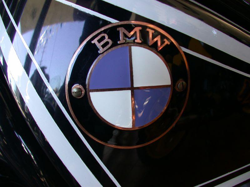 Irv Seaver's BMW