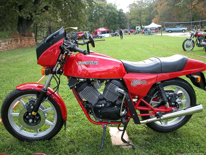 Morini 500