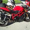 2012 Ducati 1098 Street Fighter
