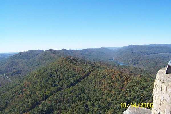 Jellico and Cumberland Mountain