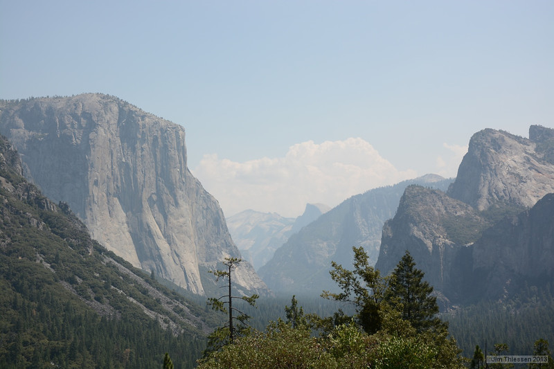 Then I headed to Yosemite National Park for more fantastic scenery...