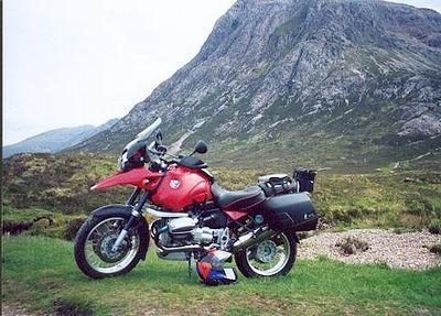 Glencoe - Scottish Highlands - June 20021