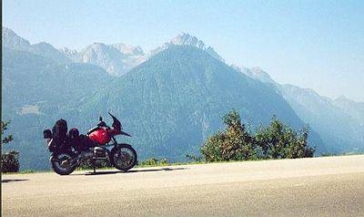 Austrian Tyrol - Drau Valley - Sept 20021