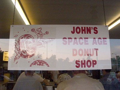 John's Space Age Donuts