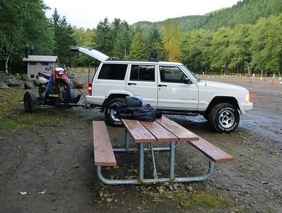 Jones Creek, Oregon