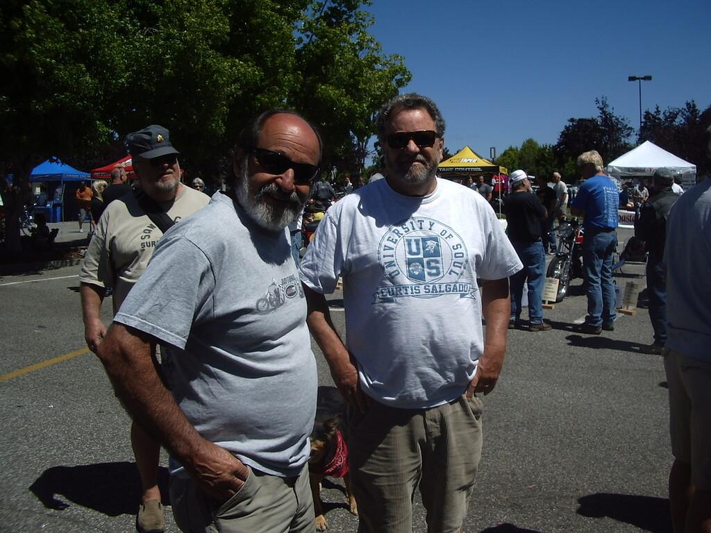 Capitola Bike Show, June 24, 2012