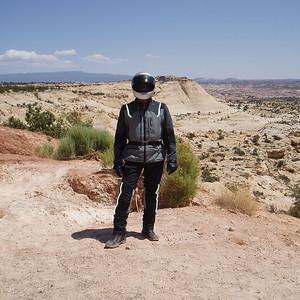 Shoei X-Eleven, BMW Santiago Suit, REV'IT! R59 Gloves and Aerostich Combat Lite Boots