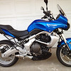 Donor bike - 2009 Versys
