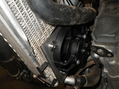 SPAL Cooling Fan