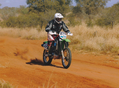 Stage 4 - Racing the FINKE 2011