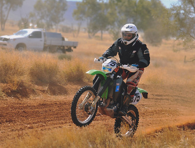 Prologue at the Finke 2011