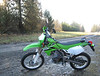 The 2006 Kawasaki KLX250S