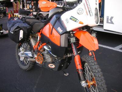 KTM 2011 Lake Tahoe Rally