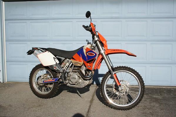 KTM 520