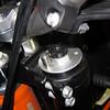 KTM fork preload adjusters