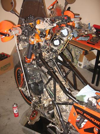 2007_08_10 Rear Brake Update