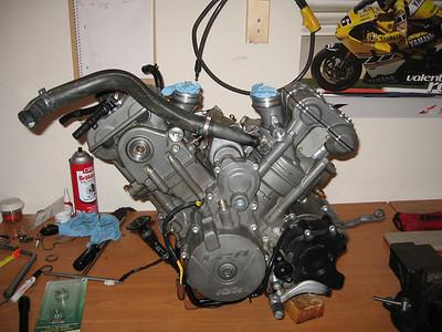 KTM 950 Project Number 2