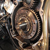 """You don't need an allen head like the KTM factory """"special tool."""" Just grind or cut a slot in the end so you can use a screwdriver. It's only a bearing surface, something for the flywheel extractor bolt to push against."""