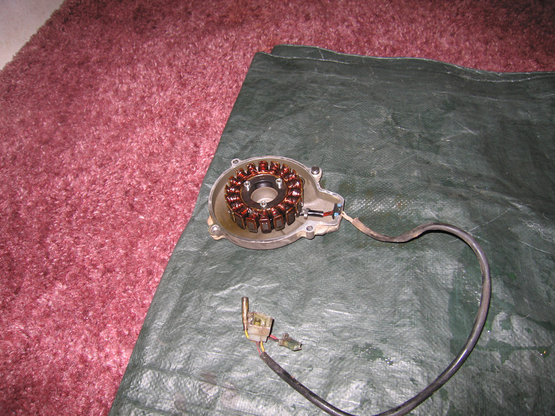 Stator/Generator
