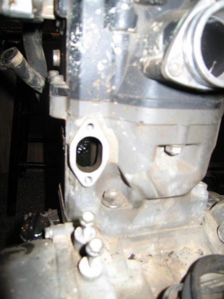 Cam chain auto tensioner