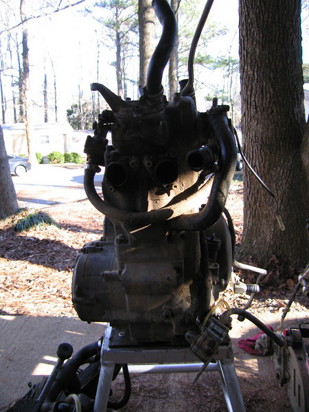 LC4 620 Engine
