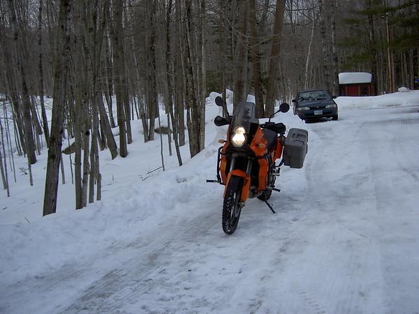 06 KTM 950 Adventure