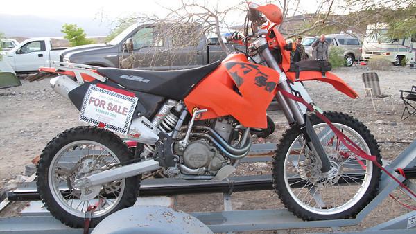 2002 KTM 400 EXC