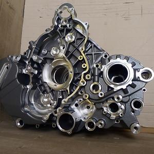KTM Engine Production