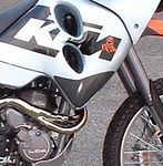 2003 KTM 640 Adventure (a photo history)