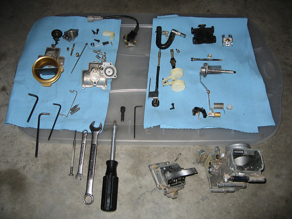2007_01_14 FCR Pump Carb Work