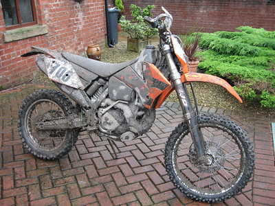 2008_08_09 KTM450 From Ride XC!